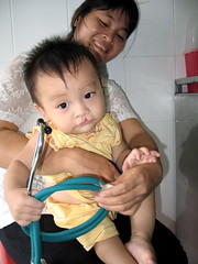 Victory Is Mine! (ReSurge International) Tags: charity cute sara surgery medical anderson cao burn doctor premium stethoscope humanitarian ngo cleft w07 npo nonprofit interplast lanh saraanderson annualreport2006