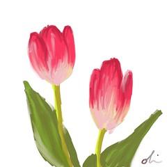 Illustration Friday: Spring