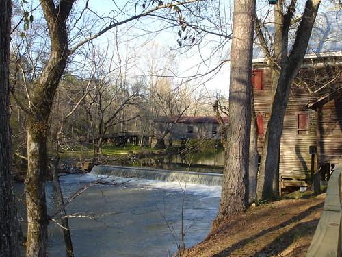 Kymulga Covered Bridge, Childersburg AL