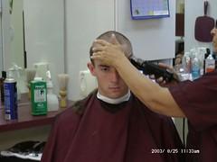 haircut-45 (haircutsz) Tags: haircut buzz cut bald crew shave buzzcut crewcut clipper stubble nape