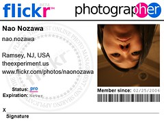Flickr Photographer (nao.nozawa) Tags: fdsflickrtoys