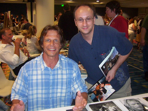 Shag & Mark Singer (from Beastmaster and V)