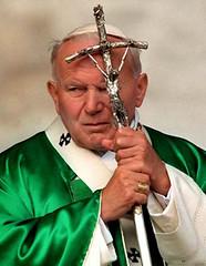 Papst Johannes Paul II (arjuna_zbycho) Tags: people papst theface juanpabloii karolwojtyla giovannipaoloii giovannipaolo papstjohannespaulii