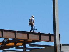 Steel Worker Houston Texas 1