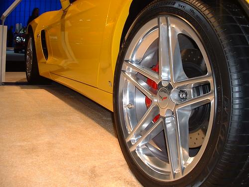 Фотки Chevrolet Corvette Z06 (шевроле корвет)