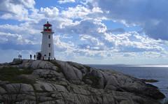 famous lighthouse at Peggy's Cove in Nova Scotia (Steve from NJ) Tags: 15fav lighthouse water topv111 1025fav 510fav rocks novascotia cove 100v10f halifax peggys weeklysurvivor 555v5f 333v3f 222v2f 444v4f 111v1f 85points interestingness472 i500 judgmentday57 explore10jul06 aplusphoto superhearts