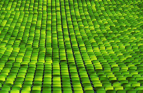 Thumb Sembradío de sillas verdes