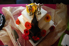 Christoffel/Hunt Wedding: Cake (Weave) Tags: wedding cake weddingcake ericweaver juliahunt ronchristoffle