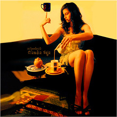 coffee tea me ? (claudiaveja) Tags: selfportrait me up self photography tea profile stock images claudia concept transylvania veja cluj cafee royaltyfree rightsmanaged claudiaveja rightmanaged