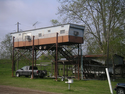 Redneck Treehouse