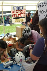 Bikes at Earth Day