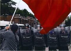 """bandiera rossa - by *RICCIO         """"il colore del ricordo inganna"""""""