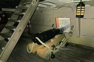 Below Decks HMS Victory.