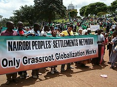 WSF 2007 - Only Grassroots Globalization Works - by anna_imc