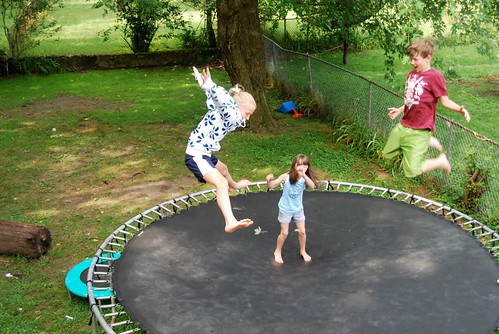 gusto trampoline