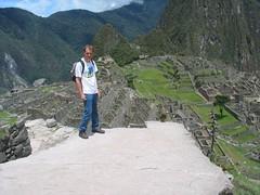 Machu Picchu; bird & erik