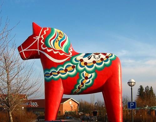 Dalacarlian horse