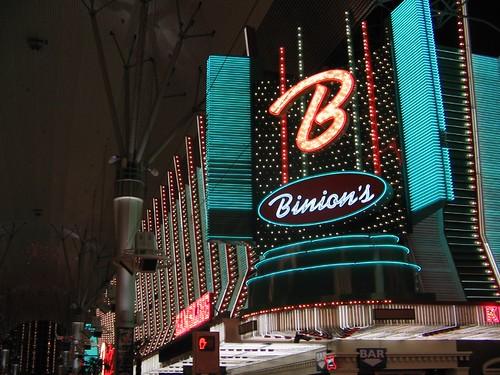 Vegas - Binions