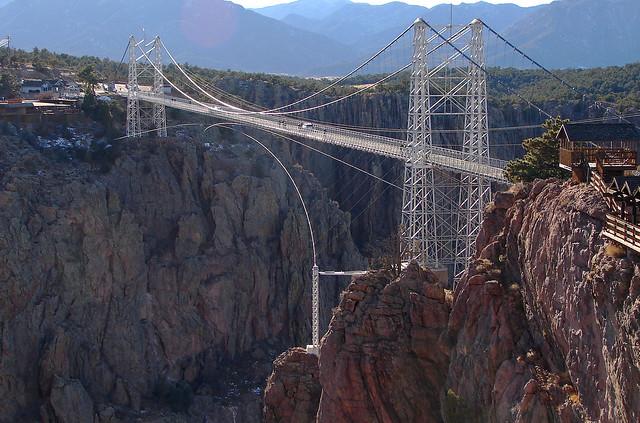 震撼!世界上最惊险的十座桥 - 路人@行者 - 路人@行者