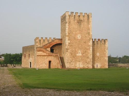 Torre del homenaje, Fortaleza Ozama