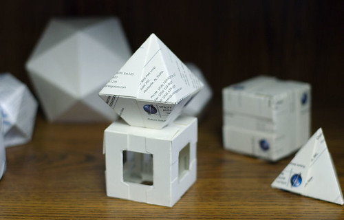 Amazing Oragami Business cards
