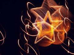 verlaat gelukkig kerstfeest iedereen! / belated merry christmas everybody! (wester) Tags: christmas light italy black 1025fav 510fav gold lights star shine 100v10f napoli naples 525fav 110fav italië napels top20christmaslights