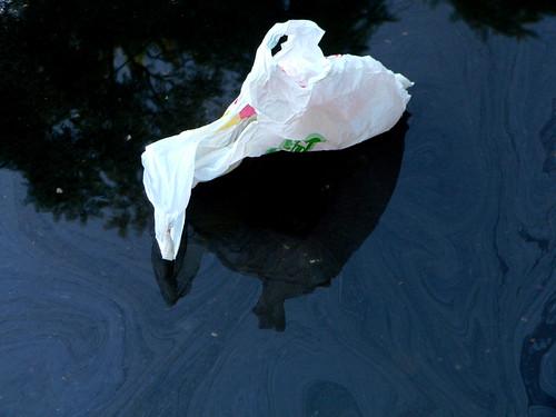 saco de plastico