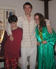 new pajamas tradition