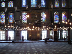The Blue Mosque, Istanbul, pic 1 (The Seventh Veil) Tags: turkey muslim islam istanbul mosque