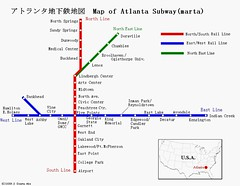 atlanta (interfaced) Tags: informationdesign infographics map
