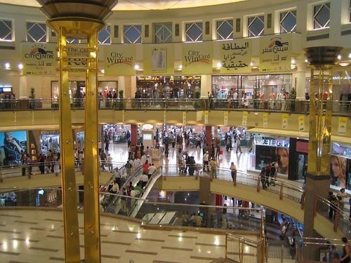 Dubái: Lugares de compras para el turista