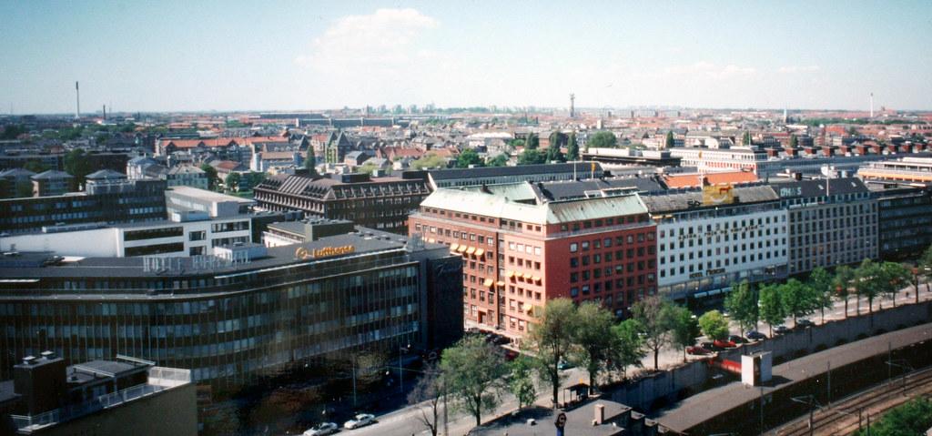 Royal SAS hotel Copenhagen