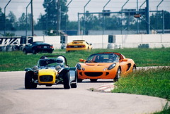 Caterham Seven, Elise & 2 Esprit  in Saint Louis  8811930-R4-017-7.jpg (philethier) Tags: log lotus elise gateway saintlouis caterham esprit superseven ethier rmr 2005log