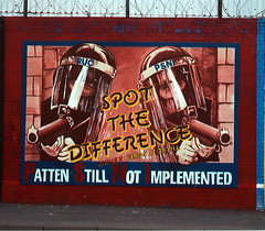 Belfast-Differences from motorpsykhos