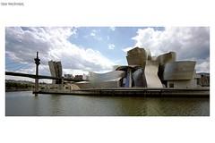 (Hans van Reenen) Tags: espaa architecture spain bilbao bizkaia euskalherria euskadi vizcaya bilbo basquecountry paisvasco baskenland paysbasque biskaia nervin guggenheimbilbaomuseum