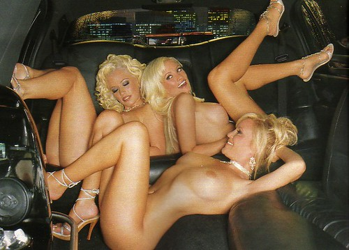 Holly And Kendra Nude 36