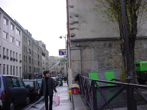 Space Invader PA 384 : Rue du Moulin Joly (deleted)