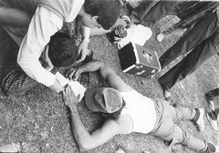 Jackie Shroff (Raju Bist) Tags: black white
