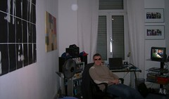 Zimmer mit Jan (Jan Hansen) Tags: zimmer ffm