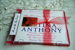 tina and anthony's wedding invitation (jjhasantiago) Tags: wedding philippines invitation