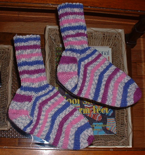 Socks, Completed