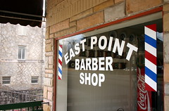 East Point Barber Shop (capturinglight) Tags: ga georgia eastpoint atlanta