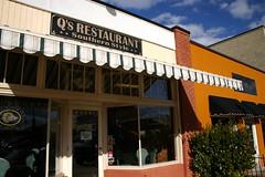 Q's Restaurant - Southern Style (capturinglight) Tags: ga georgia eastpoint atlanta