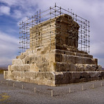 Tomb of Cyrus in Pasargadae