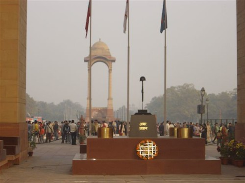 Amar Jawan, Delhi