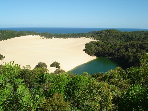 Fraser Island Tours For Mature Travellers