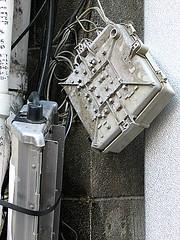 (Joie de Vivre) Tags: broken electric metal wire decay champaign