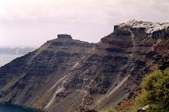 Volcano of Santorini (Hans van Reenen) Tags: volcano lava santorini greece caldera geography geology rim eruption magma thera therasia