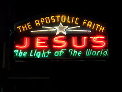 Jesus (Curtis Gregory Perry) Tags: old travel light usa signs color colour classic luz glass sign electric night vintage licht colorful neon pretty glow christ unitedstates bright god lumire faith religion jesus tube tubes lord ne retro gas 200 views signage electricity glowing colourful dying popular 75 electrical luce muestra yakima important signe sinal savior neons  zeichen apostolic non segno     teken  75views    glowed    neonic