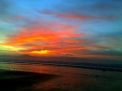 Banna Beach (click_click) Tags: cameraphone ireland home landscape phone kerry tralee banna stopthecar kerrybeaches